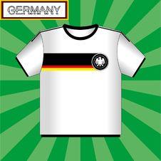 Free Football (soccer) Shirt Royalty Free Stock Photos - 18014948