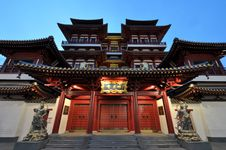 Free Chinese Temple Stock Images - 18015104