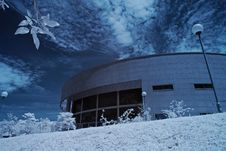 Free Infrared Building Stock Photos - 18015273