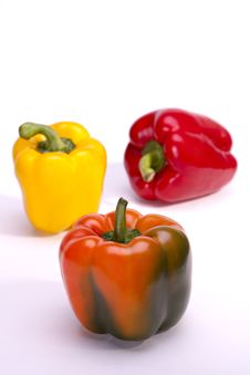 Free Red Pepper Stock Photography - 18016162