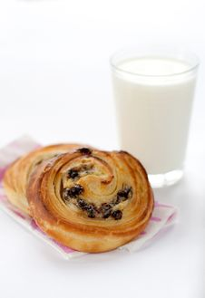 Free Breakfast Stock Image - 18016241