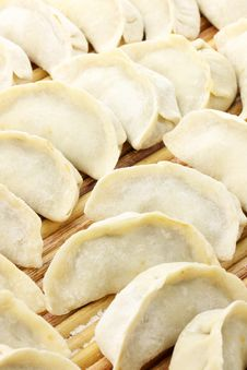Free Pork And Shrimp Dumplings Stock Images - 18017484
