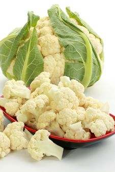 Free CAULIFLOWER Stock Photography - 18017612
