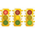 Free Traffic Lights Royalty Free Stock Image - 18020236