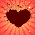 Free Heart Dreams Background Stock Photography - 18029572