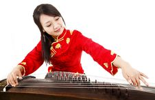 Free Chinese Musician Stock Image - 18020511