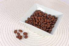 Free Coffee Beans Royalty Free Stock Photo - 18021445