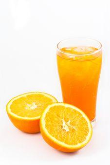 Free Orange Juice Royalty Free Stock Images - 18022079
