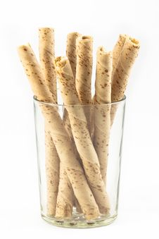 Free Bread Sticks Stock Photo - 18022160