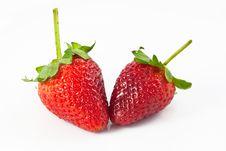 Free Strawberry Royalty Free Stock Image - 18022296