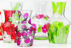 Free Handmade Vase Painted Stock Photos - 18022303