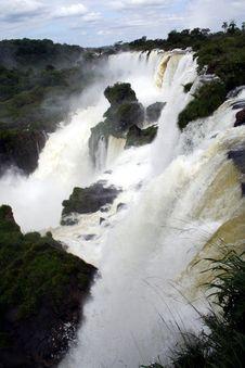 Free Iguacu Falls Stock Images - 18022394
