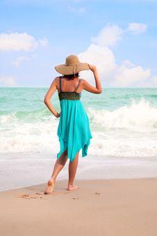 Free Beautiful Woman Stock Photo - 18023480
