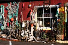 Free Fishermen House Stock Image - 18023581