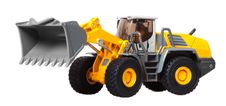 Free Toy Heavy Bulldozer Stock Images - 18024984