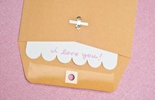Free I Love You Stock Image - 18025111