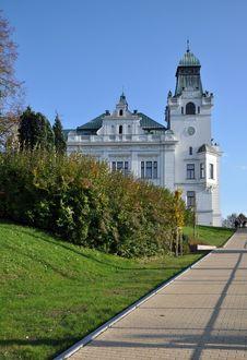 Free Silesian Ostrava Royalty Free Stock Photography - 18025447