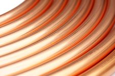 Free Copper Tube Stock Photography - 18025932