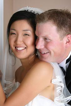 Free Bridal Couple Stock Photo - 18026150