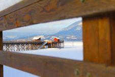 Free Pier Royalty Free Stock Photos - 18026488