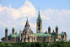 Free Parliament Buildings Stock Image - 18026671
