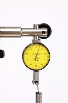 Free Measuring Micrometer Stock Photography - 18026732