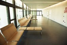 Free Waiting Room Royalty Free Stock Images - 18026879