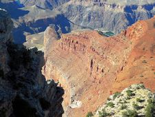 Free Grand Canyon 025 Royalty Free Stock Photos - 18026968
