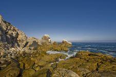 Free Chile. Coast. Bay. Stock Photos - 18027873
