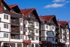 Free Winter Resort Stock Photos - 18027963