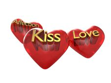 Free Love Kiss And Affection.jpg Royalty Free Stock Photo - 18028045