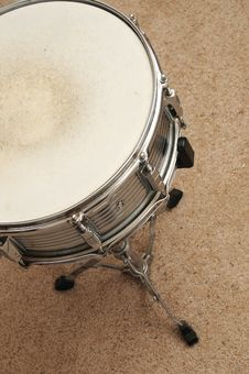 Free Snare Drum Royalty Free Stock Image - 18028106