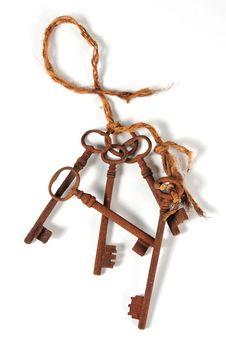 Free Key-2 Royalty Free Stock Photo - 18028565
