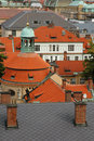 Free The Roofs Of Prague Stock Photo - 18032430
