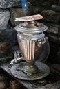 Free The Antiquarian Russian Samovar Royalty Free Stock Image - 18034716