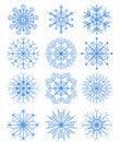Free Snowflakes Stock Photos - 18039613