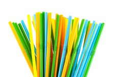 Free Straws Royalty Free Stock Images - 18034919