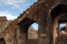 Free Ancient Forts Of India Stock Photography - 18037012