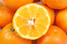 Free Mandarins Stock Photography - 18038092