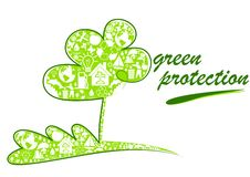 Free Green Tree Stock Image - 18038191