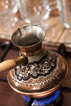Free Turkish Coffee Stock Photos - 18039253