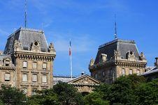 Free Paris Architecture Stock Images - 18039274