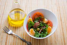 Free Salad. Royalty Free Stock Photos - 18039448