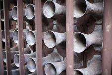 Free Old Industrial Tubes Royalty Free Stock Photos - 18039918