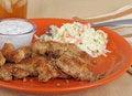 Free Breaded Chicken Strips Stock Photo - 18042680