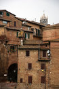 Free View On Sienna And Duomo, Toskany, Italy Stock Photo - 18044710