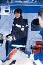 Free Paramedics With Patient Stock Photography - 18049872