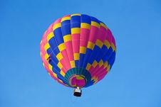 Free Balloon In The Sky Royalty Free Stock Photography - 18040247
