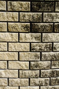Free Wall Brick Royalty Free Stock Photography - 18046397