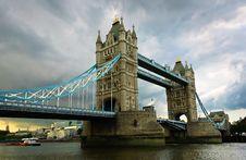 Free Tower Bridge Stock Images - 18046524